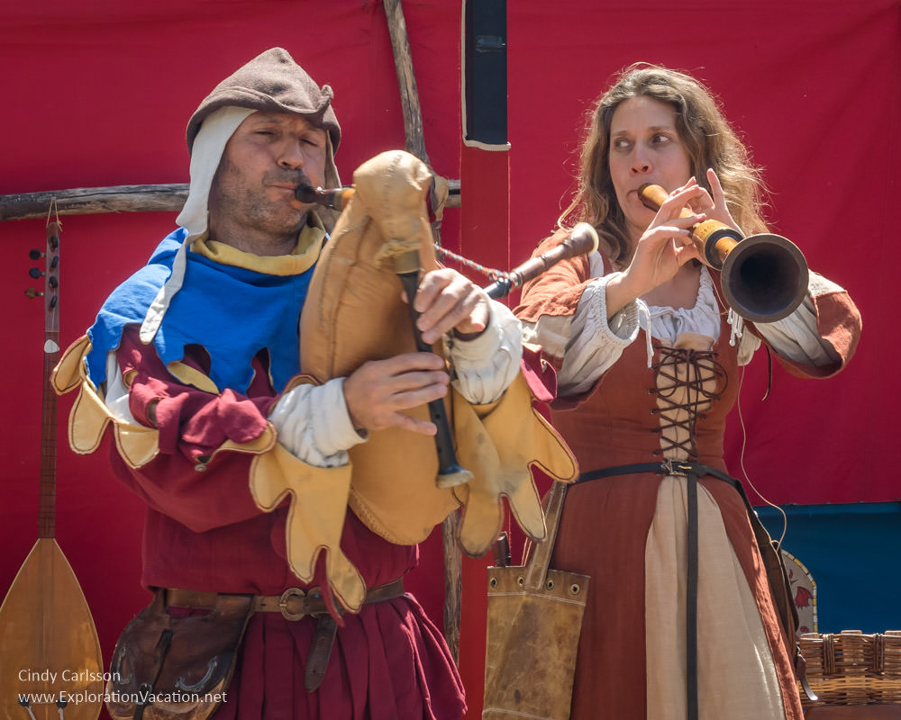Step into the past at the Guérande Medieval Festival, France
